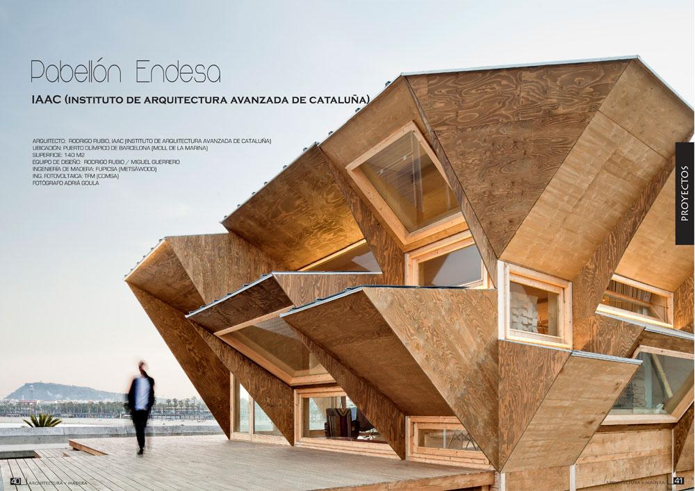 Revista arquitectura madera - Arquitectura en madera ...