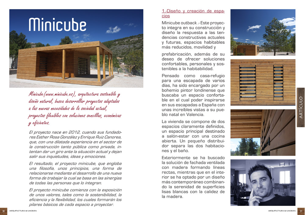 revista arquitectura madera
