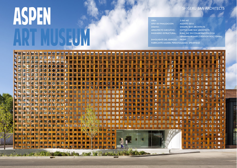 Revista arquitectura madera for Arquitectura de madera